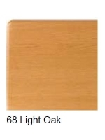 Blat de Masa Werzalit Light Oak 80*80 cm