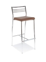 Scaun Bar Caldo Hocker chrome