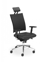 Scaun de Birou Ergonomic tip Office @-Motion U R18K HRU steel 33 chrome