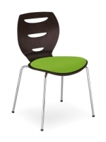 Scaun Bistro Alani chrome seat plus