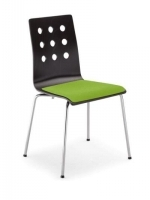 Scaun Bistro Kobea chrome seat plus