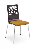 Scaun Bistro Verbena chrome seat plus