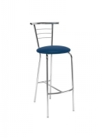 Scaun Bar Arancia Hocker chrome
