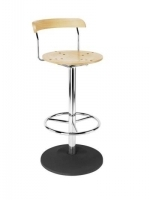 Scaun Bar Bistro Hocker chrome