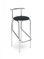 Scaun Bar Jola chrome