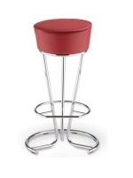 Scaun Bar Pinacolada Hocker chrome