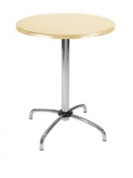 Baza de Masa Cafe Table chrome