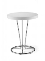 Baza de Masa Pinacolada Table Chrome